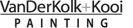 VanDerKolk + Kooi Painting Logo