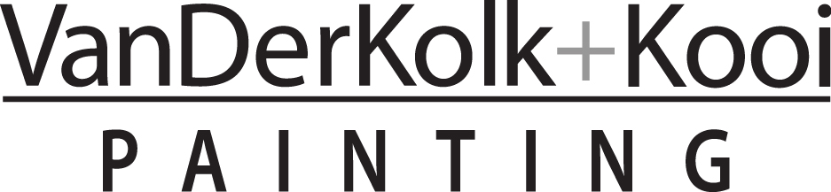 VanDerKolk+Kooi Painting Logo