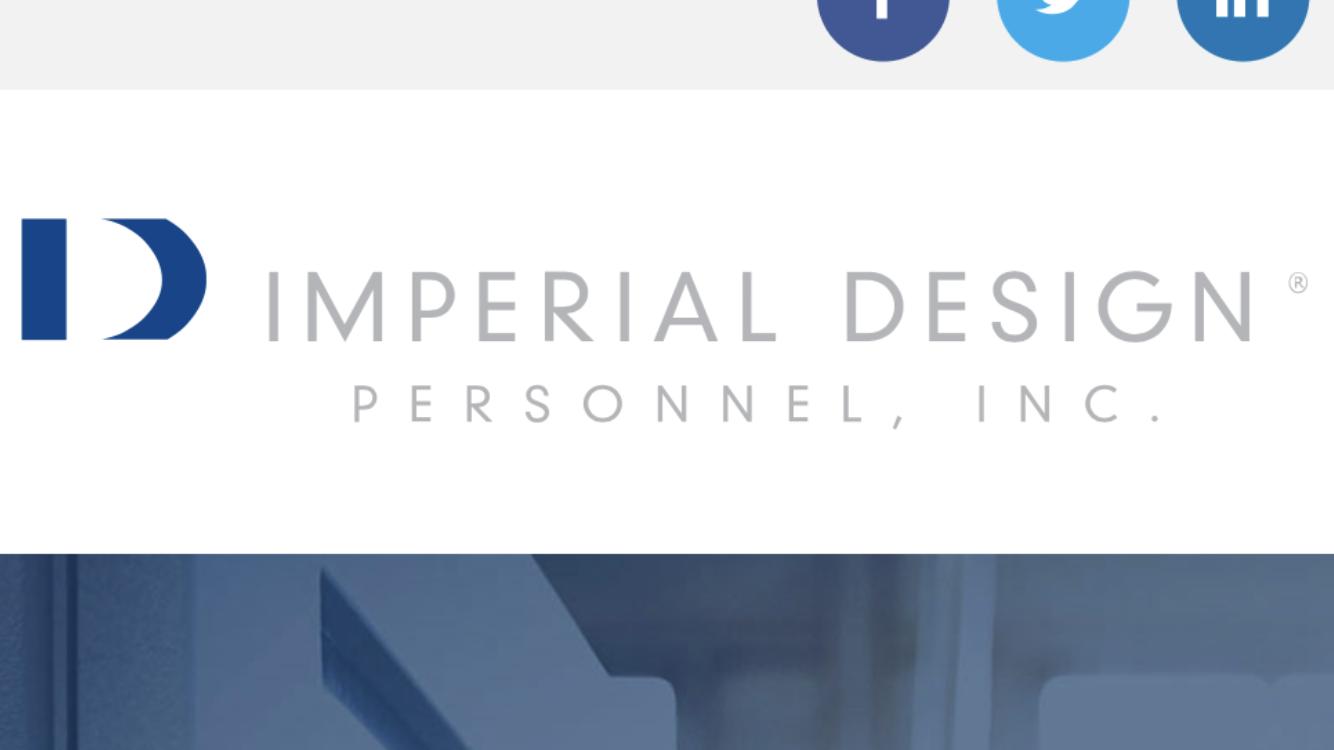 Imperial Design  Logo