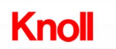 Knoll Inc Logo